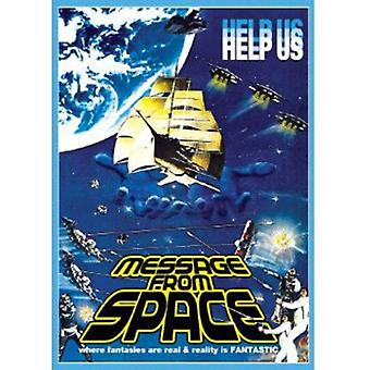 Message From Space [DVD] USA import