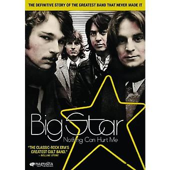 Big Star: Nothing Can Hurt Me [DVD] USA import