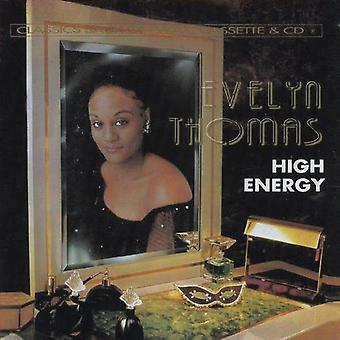 Evelyn Thomas - High Energy [CD] USA import