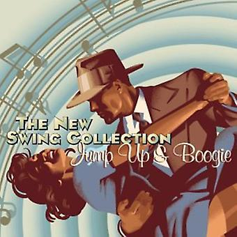 Salto de Swing Up & Boogie-nuevo - importación de Estados Unidos Col Jump Up y Boogie-New Swing [CD]