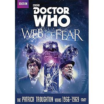 Doctor Who: The Web of Fear [DVD] USA import
