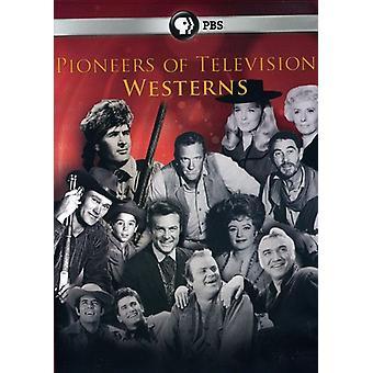 Pioneros de Westerns [DVD] los E.e.u.u. la importación