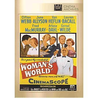 Woman's World [DVD] USA import