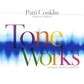 Patti Conklin - Toneworks [CD] USA import