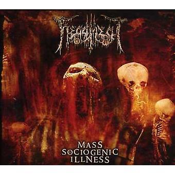 Headmeat - masse Sociogenic sygdom [CD] USA import