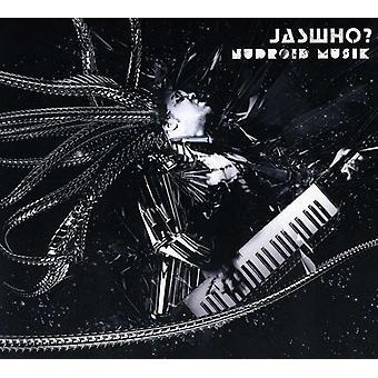 Jaswho? -Nudroid Musik [CD] USA importerer