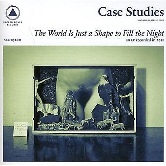 Casestudier - verden er bare en form for at fylde Ni [CD] USA importerer