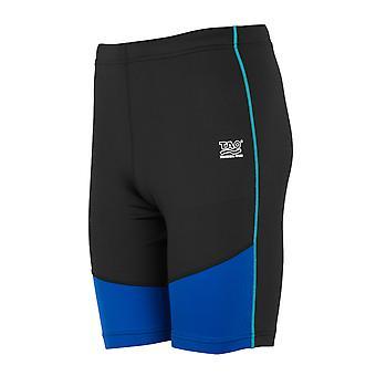 Tao Herre kører bukser af kort stram sort - 64490-70090