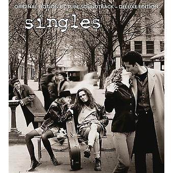 Singlar och O.S.T. - singlar / O.S.T. [Vinyl] USA import