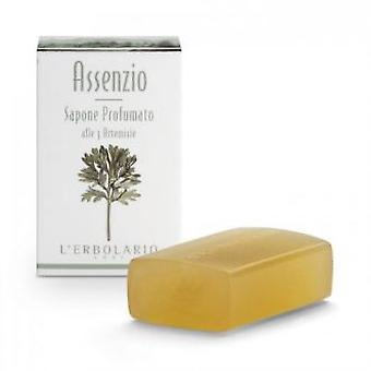 L'Erbolario Assenzio Soap 100 gr (Hygiene and health , Shower and bath gel , Hand soap)