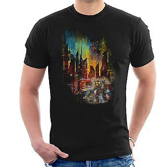 BioShock Big Daddy verlassen Rapture Herren T-Shirt