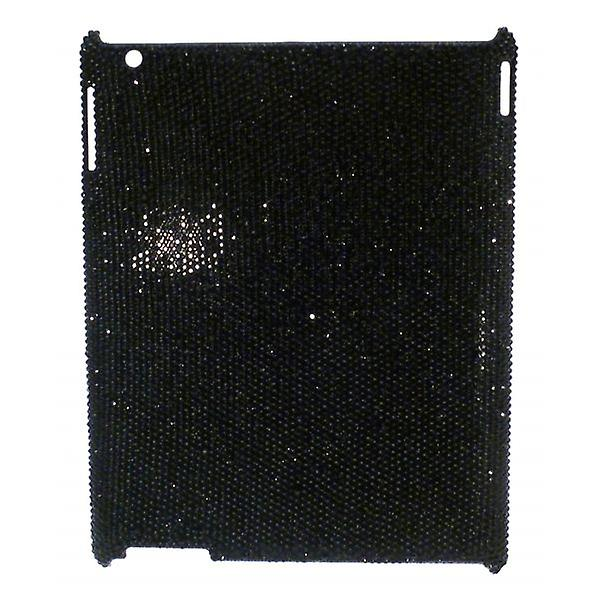 W.A.T Sparkling Black Crystal IPad 2 Cover