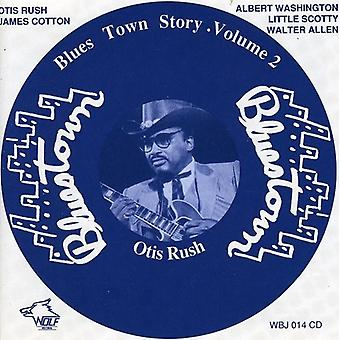 Bluestown Story - Vol. 2-Bluestown historie [CD] USA import