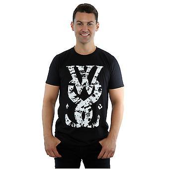 While She Sleeps Men's Collage Emblem T-Shirt