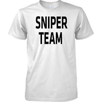Sniper Teams - Text - Kids T Shirt