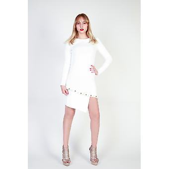 Pinko Dresses Women White