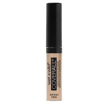Wet N Wild CoverAll Liquid Concealer Wand Medium (Make-up , Face , Concealers)