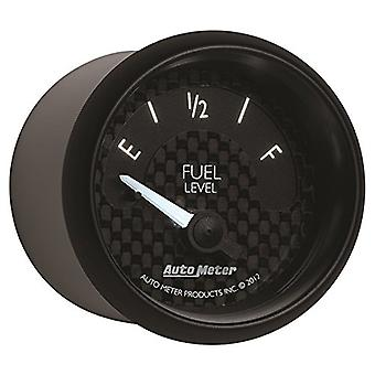 Auto Meter 8016 GT Series Electric Fuel Level Gauge
