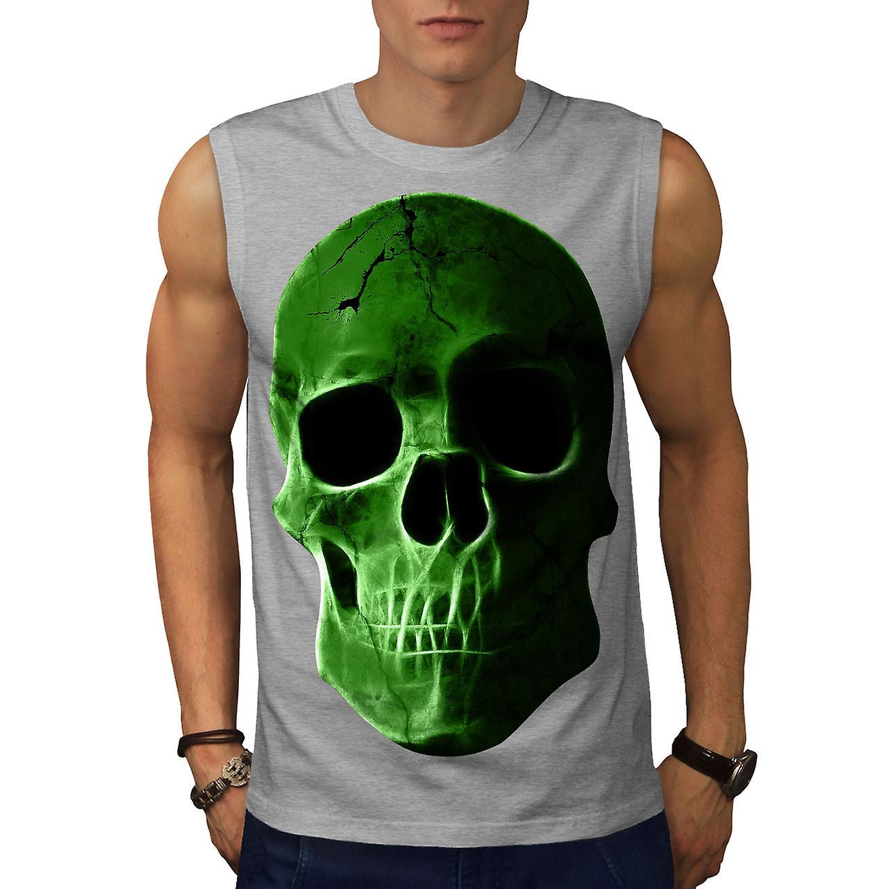 Крутые картинки скелетов в зеленой рубашке, днем