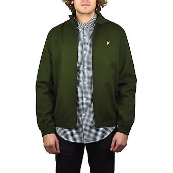 Lyle & Scott Harrington chaqueta (Dark Sage)