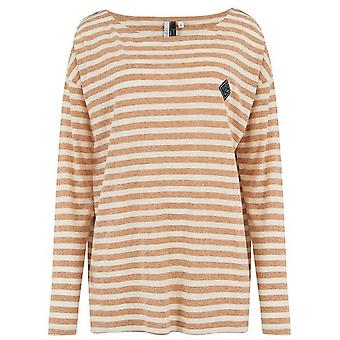 Animal Street Stripes Long Sleeve T-Shirt