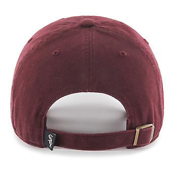47 Brand Chicago White Sox Clean Up Cap - Dark Maroon
