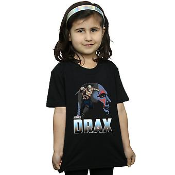 Marvel Girls Avengers Infinity War Drax Character T-Shirt