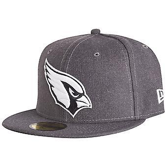 New Era 59Fifty Cap - GRAPHITE Arizona Cardinals grau