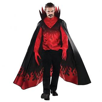 Amscan Diablo Adult Costume (Babies and Children , Costumes)