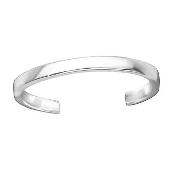 Band - 925 Sterling Silver Toe Rings - W35208x