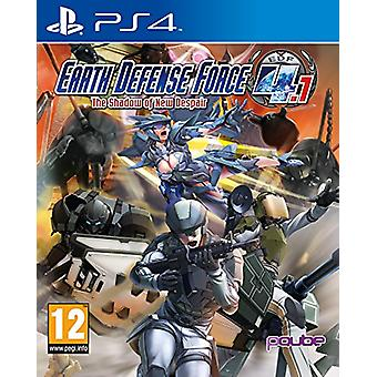 Earth Defense Force 4.1 The Shadow of New Despair (PS4)