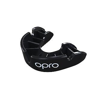 Opro Gen4 BRONZE Adult Mouthguard, Age 7+