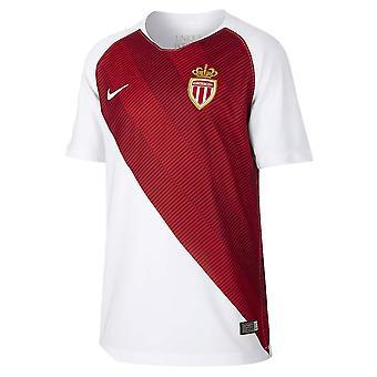 2018-2019 Monaco Home Nike Football Shirt