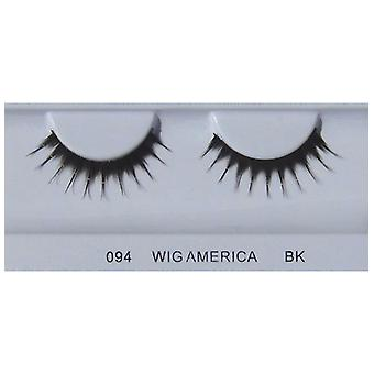 Pruik Amerika Premium valse wimpers wig558, 5 paar