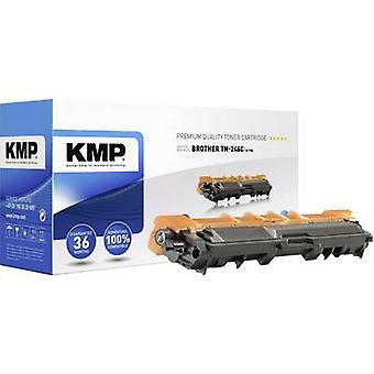 KMP Toner cartridge replaced Brother TN-246C, TN246C Compatible Cyan 2200 pages B-T58