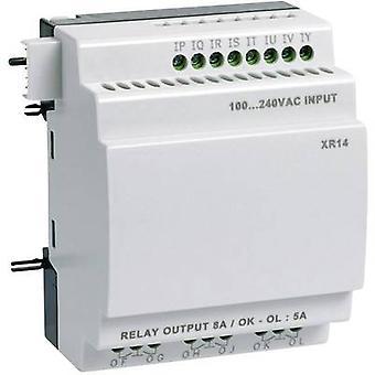 Módulo adicional PLC Crouzet Millenium 3 XR14 88970231 24 Vdc