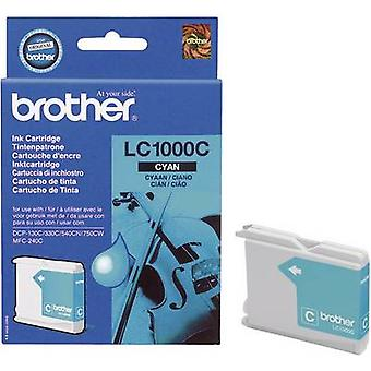 Brother Ink LC-1000C Original Cyan LC1000C