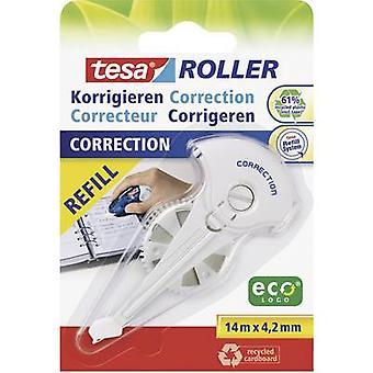 Tesa® Roller Korrect.Ecologo Refill 4,2 mm -Blister