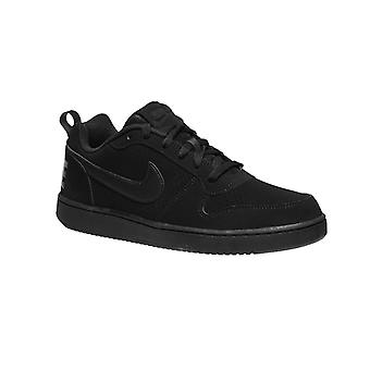 NIKE sneaker Court Borough low sneakers black