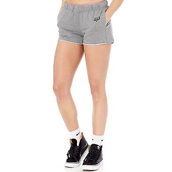 Fox Heather Graphite Onlookr - Fleece Womens Shorts