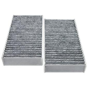 Hastings Filters AFC1349 Cabin Air Filter Element, (Set of 2)
