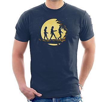 Original Stormtrooper Forest Moonlight mäns T-Shirt