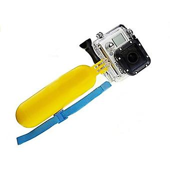 Floating handle for GoPro accessories
