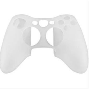 Silicone cover for Xbox 360 controller, white