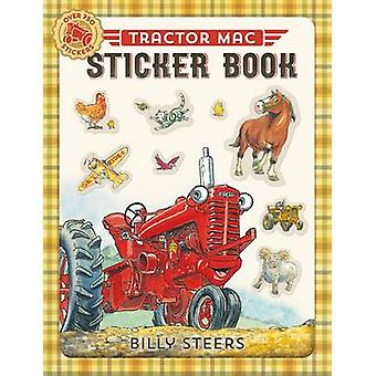 Tractor Mac Sticker Book by Billy Steers - 9780374301187 Book