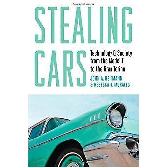 Roubar carros - tecnologia e sociedade de modelo T para o Gran de