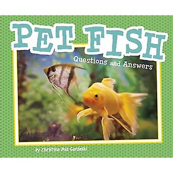 Pet Fish - Questions and Answers - 9781474721400 Book