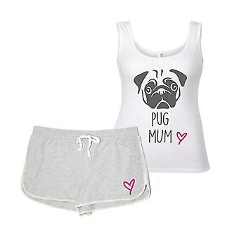 Pug Mum Pyjama's
