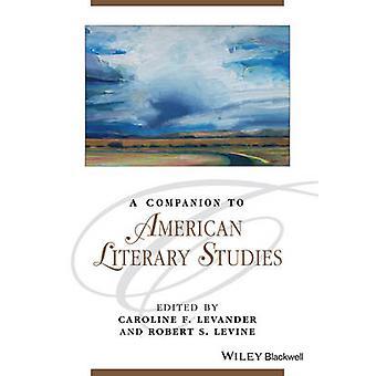 Un compagnon d'études littéraires américaines par Caroline Field Levander-