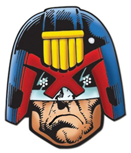 Judge Dredd Card Face Mask